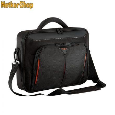 "Targus Classic+ 15,6"" Clamshell fekete Notebook táska (3 év garancia)"