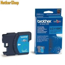 Brother LC1100C Cyan eredeti tintapatron (1 év garancia)