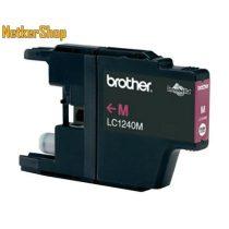 Brother LC1240M Magenta eredeti tintapatron (1 év garancia)