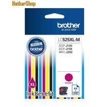 Brother LC-525XL-M Magenta eredeti tintapatron (1 év garancia)