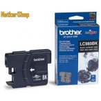 Brother LC980BK fekete eredeti tintapatron (1 év garancia)