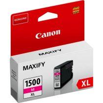 Canon PGI-1500XL M Magenta eredeti tintapatron (1 év garancia)