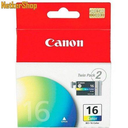Canon BCI-16C színes eredeti tintapatron (1 év garancia)