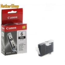 Canon BCI-6BK fekete eredeti tintapatron (1 év garancia)