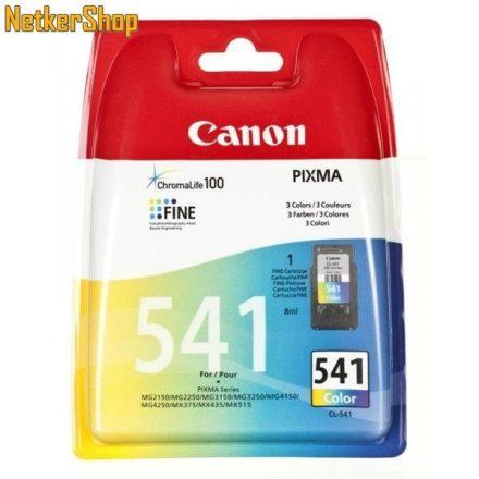 Canon CL-541 színes (5227B005) eredeti tintapatron (1 év garancia)