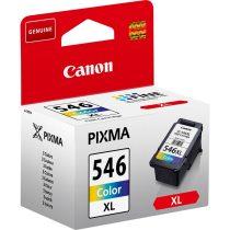 Canon CL-546XL színes eredeti tintapatron (1 év garancia)