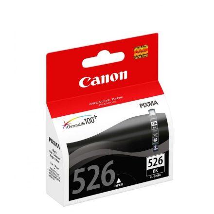 Canon CLI-526BK fekete eredeti tintapatron (1 év garancia)
