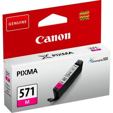 Canon CLI-571M magenta (0387C001) eredeti tintapatron (1 év garancia)