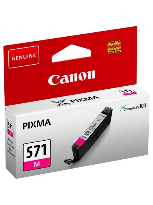 Canon CLI-571M Magenta eredeti tintapatron (1 év garancia)