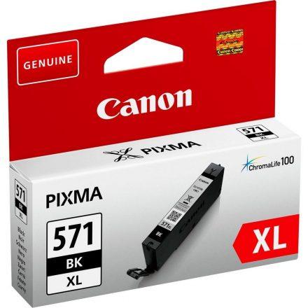 Canon CLI-571XL fekete (0331C001) eredeti tintapatron (1 év garancia)