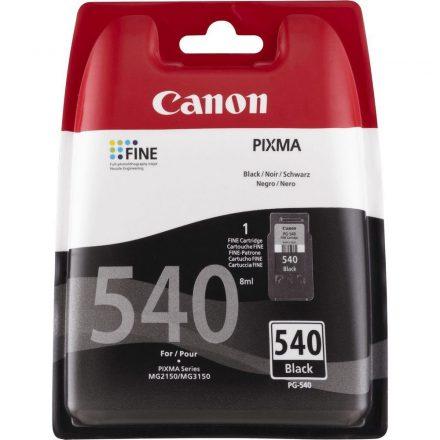 Canon PG-540 fekete (5225B005) eredeti tintapatron (1 év garancia)