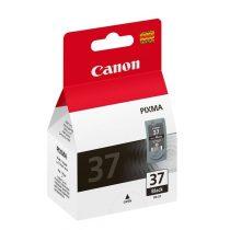 Canon PG-37 fekete eredeti tintapatron (1 év garancia)