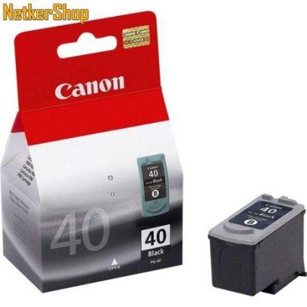 Canon PG-40 fekete eredeti tintapatron (1 év garancia)