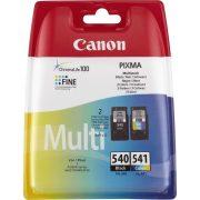 Canon PG-540/CL-541 Multipack (fekete+színes) eredeti tintapatron (1 év garancia)