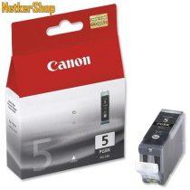 Canon PGI-5BK fekete eredeti tintapatron (1 év garancia)