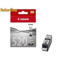 Canon PGI-520BK fekete eredeti tintapatron (1 év garancia)