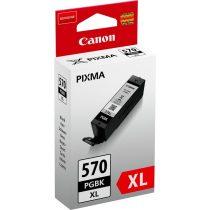 Canon PGI-570BK XL fekete eredeti tintapatron (1 év garancia)