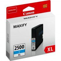Canon PGI-2500XL Cyan eredeti tintapatron (1 év garancia)
