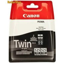 Canon PGI-525PGBK Duopack fekete eredeti tintapatron (1 év garancia)