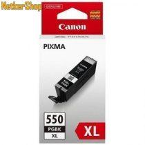 Canon PGI-550XLBK fekete eredeti tintapatron (1 év garancia)
