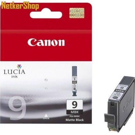 Canon PGI-9MBK matt fekete (1033B001) eredeti tintapatron (1 év garancia)