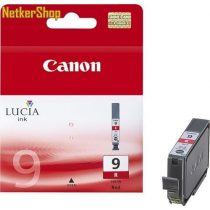 Canon PGI-9R piros eredeti tintapatron (1 év garancia)