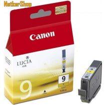 Canon PGI-9Y sárga eredeti tintapatron (1 év garancia)