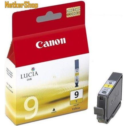 Canon PGI-9Y sárga (1037B001) eredeti tintapatron (1 év garancia)