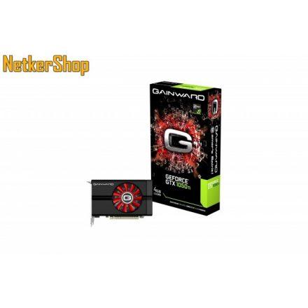 Gainward Nvidia Geforce GTX1050Ti 4GB DDR5 (426018336-3828) PCI Express Videokártya (3 év garancia)
