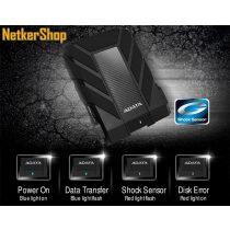 "A-Data HD710P (AHD710P-2TU31-CBK) 2TB 2.5"" USB3.1 fekete külső Merevlemez, HDD, Winchester (3 év garancia)"