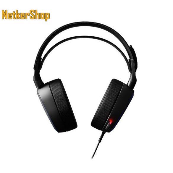 Steelseries Arctis Pro fekete Gaming mikrofonos Fejhallgató Headset (2 év  garancia) 2953738271