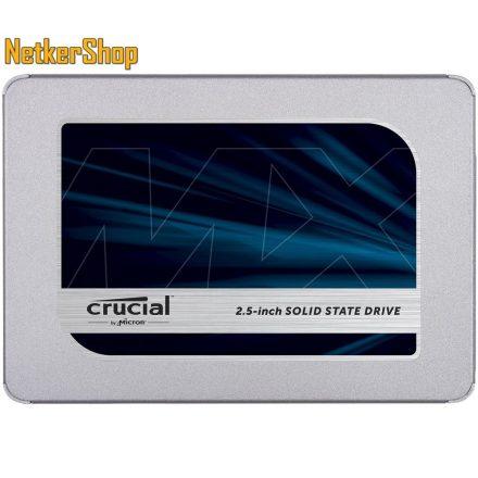 "Crucial CT2000MX500SSD1 2TB MX500 SATA3 2.5"" SSD Merevlemez (3 év garancia)"