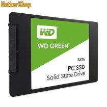 """Western Digital WDS120G2G0A 120GB Green SATA3 2.5"""" SSD Merevlemez (3 év garancia)"""