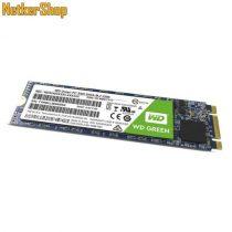 Western Digital WDS120G2G0B 120GB Green SATA3 M.2 2280 SSD Merevlemez (3 év garancia)