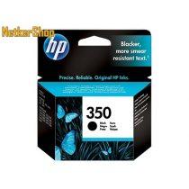 HP CB335EE (350) fekete eredeti tintapatron (1 év garancia)