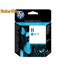 HP C4811A (11) Cyan eredeti nyomtatófej (1 év garancia)