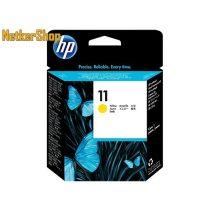 HP C4813A (11) Yellow eredeti nyomtatófej (1 év garancia)