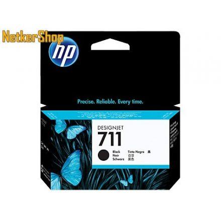 HP CZ129A (711) fekete eredeti tintapatron (1 év garancia)