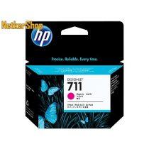 HP CZ135A (711) Magenta 3-pack eredeti tintapatron (1 év garancia)