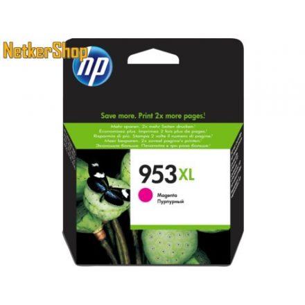 HP F6U17AE (953XL) Magenta eredeti tintapatron (1 év garancia)