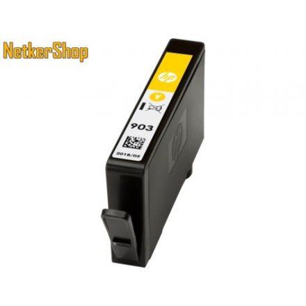 HP T6L95AE (903) Yellow eredeti tintapatron (1 év garancia)