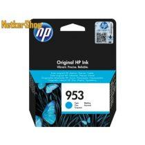 HP F6U12AE (953) Cyan eredeti tintapatron (1 év garancia)