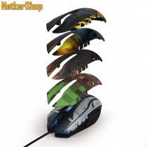Hama uRage Morph optikai USB fekete gaming egér (1 év garancia)