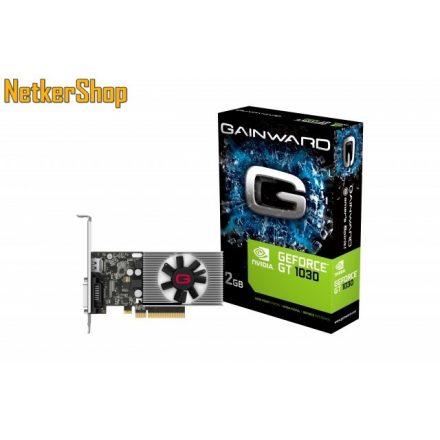 Gainward Nvidia Geforce GT1030 (426018336-4085) 2GB DDR4 64bit PCI Express Videokártya (3 év garancia)