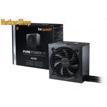 Be quiet! Pure Power 11 BN292 400W 12cm 80 Plus Gold BOX tápegység (3 év garancia)
