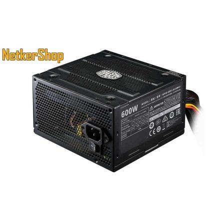 CoolerMaster Elite V3 600 600W 12cm 80 Plus BOX tápegység (3 év garancia)