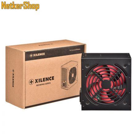 Xilence Redwing (XP500R7/XN052) 500W 12cm BOX tápegység (2 év garancia)