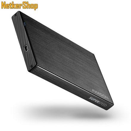 "AXAGON EE25-XA3 ALINE BOX 2.5"" USB3.0-SATA 2 aluminium HDD SSD külső mobilrack (2 év garancia)"