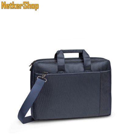 """RivaCase Central 8231 (6901816082317) 15.6"""" kék notebook táska (2 év garancia)"""
