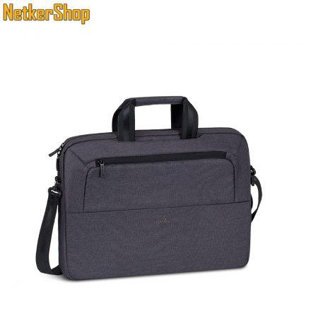 """RivaCase Suzuka 7730 (4260403571866) 15.6"""" fekete notebook táska (2 év garancia)"""